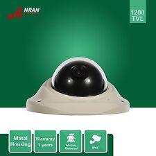 Fish Eye CMOS Sony 1/2.5 1200TVL Wide Angle 120° Indoor CCTV Security HD Camera