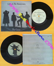 LP 45 7'' ECHO & THE BUNNYMEN The game Lost and found 1987 italy no cd mc dvd