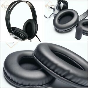Ear Pads Foam Cushion Microphone Cover For Microsoft LifeChat LX-3000 LX 3000