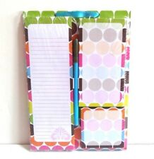 Cheery Colorful Polka Dot Stationery Set by Water Mill