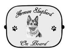x1 Greyhound Dog Printed Sketch Design Car Window Sun Shade CSGREYHD1 paws2print