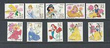 Japan - Disney Princesses - y82 - 2014 - Complete Used