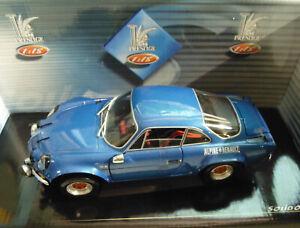 Maisto Model Renault Alpine 1:18 Metal Die-Cast Oldtimer Auto