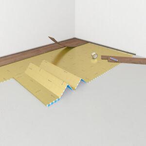 JK139+ Silent Vinylboden Unterlage - Klickvinyl - Dämmunterlage - Designboden