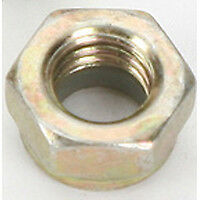 LOCK NUTS- 7MM 48/PKG NYL-5000