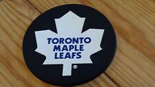 TORONTO MAPLE LEAFS BUD LIGHT RUBBER NHL COASTER