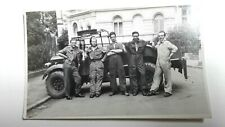 WW2 BRITISH FORD WOT2, ORIGINAL PICTURE, FREE SHIPPING