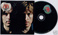 AIR Everybody Hertz 2002 French promo CD card sleeve VISA6756