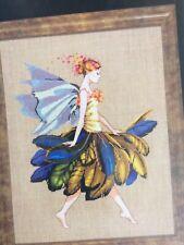 Mirabilia Cross Stitch Kit, Feather Fairy