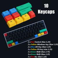 Key cap Mechanical Keyboard Layout Keycaps For Control Windows Alt FN Shift Esc