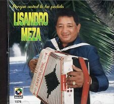 Lisandro Meza Porque Usted Lo Ha Pedido Not Sealed
