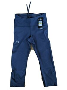 Womens Under Armour Jacquard Leggins - Brand New, Medium's