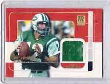 NEW YORK JETS 2002 TOPPS RESERVE JOE NAMATH JERSEY CARD #RR- JN