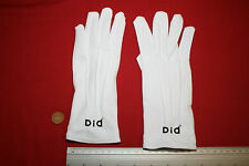 DID DRAGON IN DREAMS FULL SIZE WHITE GLOVES