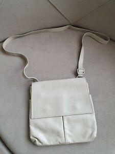 Vera Pelle Genuine Leather Cross Body Bag