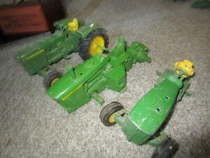 John Deere Farm Toy Custom Parts Restore 4WD 7520 2 5020s 1 Money