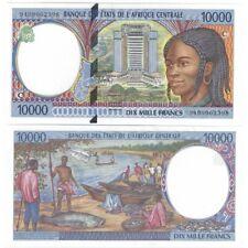 B.E.A.C - CONGO 10000 FRANCS 1994 NEUF P.105 Ca