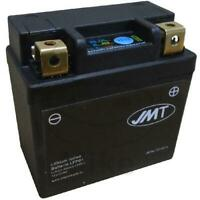 JMT HJTX5L-FP Lithium Motorrad Batterie f/ür Explorer 50 2T Commodo Baujahr 2014-2015