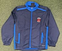 Hartlepool United Track Jacket - XL Boys - Full Zip - Avec (100)