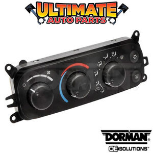 Temperature Climate Control (with A/C and Defrost) for 02-05 Dodge Ram Pickup