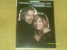 Barry Gibb, Barbra Streisand sheet music Stranger In A Strange Land 2005 8 pp.