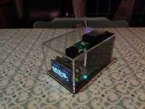 """""""Solo Uno"""" - Unique Bitcoin Lottery Miner, NewPac Miner, Great desktop piece"""