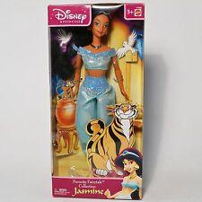 Mattel Disney Favorite Fairytale Collection Princess Jasmine Doll- MIB, 2003