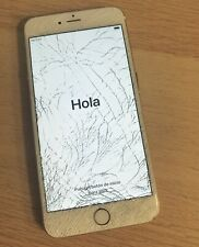 *For Parts* Apple iPhone 6 Plus - 16Gb - Gold (Unlocked) A1522 (Cdma + Gsm)