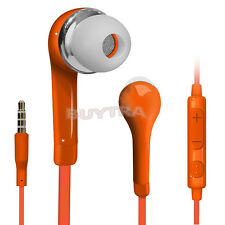 Great Earphone Earbud Headphone For SAMSUNG Galaxy S5 S4 S3 S2 Note FO