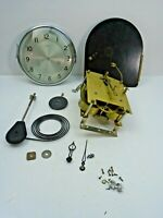 Smith 8 Day Mantel Clock Movement RESTORATION OR PARTS
