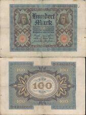 100 BUNDERT MARK 1920 N.1