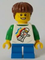 LEGO CITY Minifig Boy, Classic NEW original LEGO 60233 - cty1046 minifigures GB4