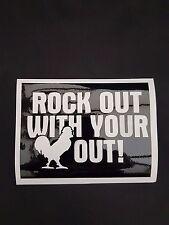 Rock con su co * K fuera Vinilo Pegatina Calcomanía JDM Honda