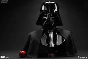 Darth Vader Sith Lord Star Wars 1:1 Lebensgrosse Büste Life-Size Bust Sideshow