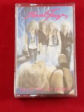 New: SWEET TEAZE -Do It Till It Hurtz Cassette Tape 1989 Indie Hair /Glam Metal