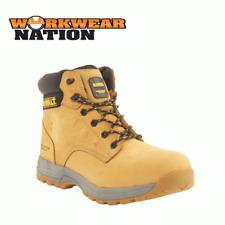 Neu Dewalt Carbon Nubuk Hiker Arbeitskleidung Stiefel Stahlkappe Honig