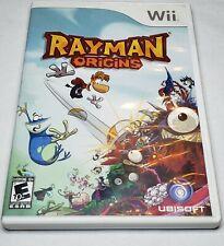 Video Game Rayman Origins - Nintendo  Wii Game