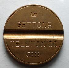 Gettone Telefonico  UT  7803    Ruotato  180°