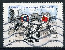 STAMP / TIMBRE FRANCE OBLITERE N° 3780 LIBERATION DES CAMPS