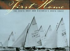 FIRST HOME COUTA BOAT VICTORIA'S COUTA COAST HBASNEW INSTOCK INNES WOODEN BOATS