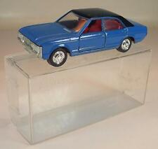 Schuco 1/66 Nr. 301859 Ford Granada Limousine blau/schwarz OVP #239