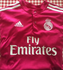 Maillot REAL Madrid CF (G.Bale N°11) Extérieur (rose) 2014/2015