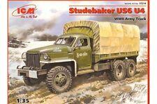 ICM 35514 1/35 Studebaker US6 U4 WWII Army Truck