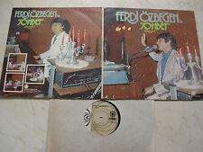 TÜRKEI LP FERDI ÖZBEGEN´le Sohbet *ORIGINAL TURKISH 70s KERVAN PLAKCILIK FOC LP*