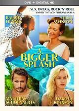 A Bigger Splash NEW DVD FREE SHIPPING!!