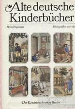 Alte deutsche Kinderbücher 1507-1850: Wegehaupt, Heinz
