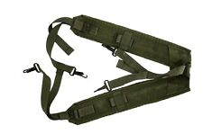 Army Y Suspenders LC-1  Vintage Alice Suspenders 8465-0-001-6471 New