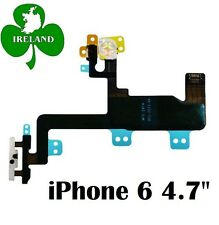 "For iPhone 6 6G 4.7"" Power Button Flex Cable Ribbon Connector Replacement New"
