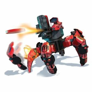 Combat Creatures ATTACKNID RC Battling Robot Toy
