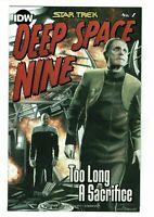 Star Trek Deep Space 9 Too Long A Sacrifice #1 1:10 Variant IDW Comics